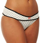 Jessica Simpson Intimates Flirt Bikini Panty JS12275