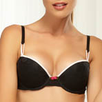 Jezebel Dazzled Push Up Bra 14287
