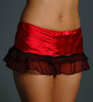 Jezebel Satin Doll Skirt 69805
