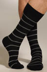 Preppy Stripe Socks