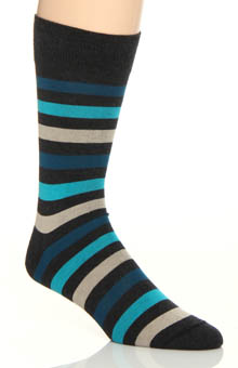 JM Dickens Bright Stripe Sock