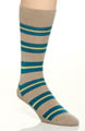 JM Dickens Multi Stripe Sock 10061