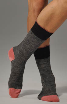 Herringbone Sock