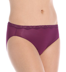 Jockey No Panty Line Promise Tactel Lace Bikini Panty 1386
