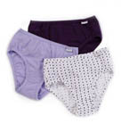 Elance Classic Fit Hipster Panty -  3 Pack Image