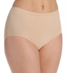 Comfies Micro Classic Fit Brief Panties - 3 Pack