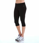Core Body Basics Judo Legging with Wide Waistband Image
