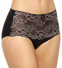 Jones New York Lace Front Panel Modern Brief Panty