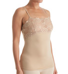 Lace Front Panel Camisole