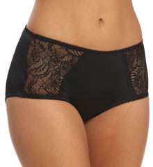 Jones New York Whisper Lace Modern Brief Panty 620737