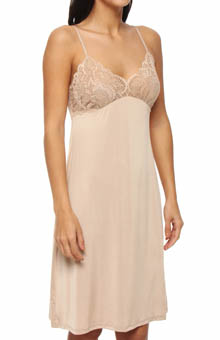 Jones New York Whisper Lace Full Slip 620738