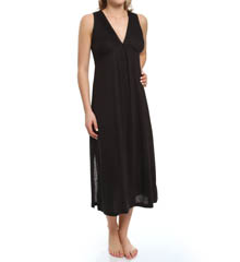 Jones New York Pintuck Jersey Long Gown FJ133G