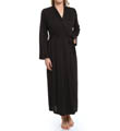 Pintuck Jersey Long Robe Image