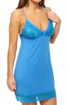Josie by Natori Sleepwear Mya Modal Chemise With Lace M98016