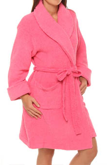 Marshmallow Plush Robe