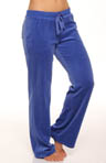 Josie by Natori Sleepwear Sacha Velour Inseam Pant T97020