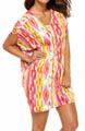 Josie by Natori Sleepwear Sulu Printed Slinky Tunic U92034