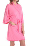 Josie by Natori Sleepwear Essentials Jersey Wrap U94023