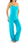 Josie by Natori Sleepwear Josie Spicy Essentials Camisole Pajama Set V96027