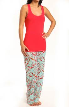 Josie by Natori Sleepwear Chinwallserie Pajama Set V96062