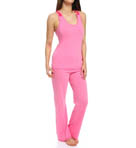 Josie by Natori Sleepwear Spicy Essentials Tank Pajama Set W96002
