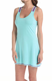 Josie by Natori Sleepwear Spicy Essentials Tank Chemise W98002