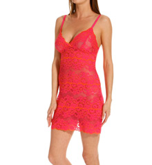 Josie by Natori Sleepwear Spicy Essentials Lace Chemise W98031