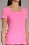 Juicy Couture Love Yourself Short Sleeve Tee 9JMS1142