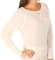 Juicy Couture Baby French Terry Long Sleeve Pullover 9JMS1186