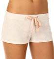 Juicy Couture Baby French Terry Short With Chiffon Tie 9JMS1187
