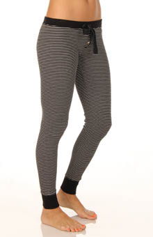 Stripe Thermal Leggings