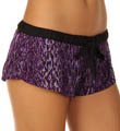 Juicy Couture Mesh Short With Satin Detail 9JMS1242