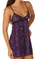 Juicy Couture Mesh Python Camisole Nightie 9JMS1250