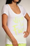 Juicy Couture Round Neck Graphic Tee 9JMS1278
