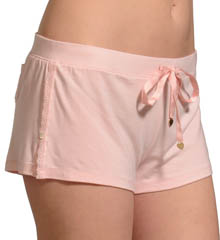 Modal Short With Lace Detail