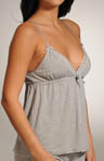 Juicy Couture Modal Cami With Lace Detail 9JMS1298