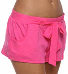 Juicy Couture Slub Knit Basic Short 9JMS1483