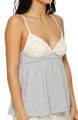 Eyelet and Knit Camisole Image