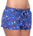Juicy Couture Seaboard Jersey Print Short 9JMS1575