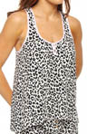 Juicy Couture Boudoir Leopard Tank 9JMS1595