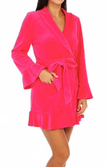 Juicy Couture Velour Robe 9JMS1674