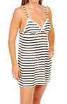 Stripe Modal Nightie Image