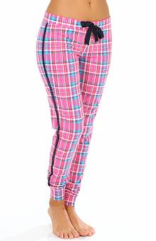 Juicy Couture Printed Modal Pant 9JMS1772