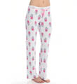 Woodblock Floral Sleep Pant Image