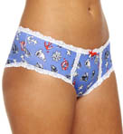 Juicy Couture Seaboard Panty 3 Pack Boyshorts 9JMUP382