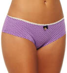 Juicy Couture Tiny Hearts Panty Three Pack 9JMUP398