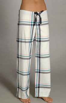 Juicy Couture Plaid Flannel PJ Pant