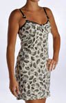 Juicy Eventail Fan Print Criss Cross Nightie