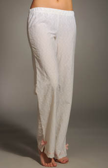 All Dolled Up Woven Eyelet Pant