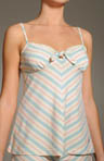 The Pin Up Chevron Aline Cami